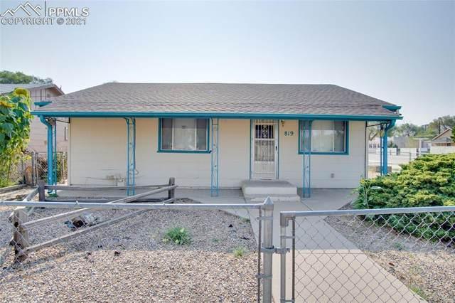 819 Troy Avenue, Pueblo, CO 81001 (#7144106) :: Compass Colorado Realty