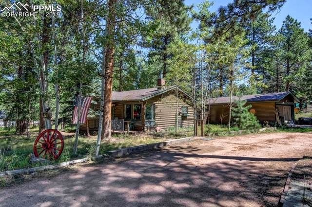 523 N Walnut Street, Woodland Park, CO 80863 (#7147390) :: Colorado Home Finder Realty