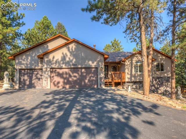 410 Craig Court, Woodland Park, CO 80863 (#7150484) :: HomeSmart Realty Group