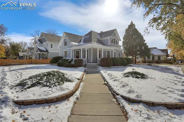 1003 E Boulder Street, Colorado Springs, CO 80903 (#7150524) :: Action Team Realty