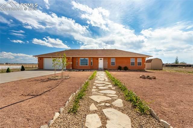532 E Idledale Drive, Pueblo West, CO 81007 (#7152061) :: Finch & Gable Real Estate Co.