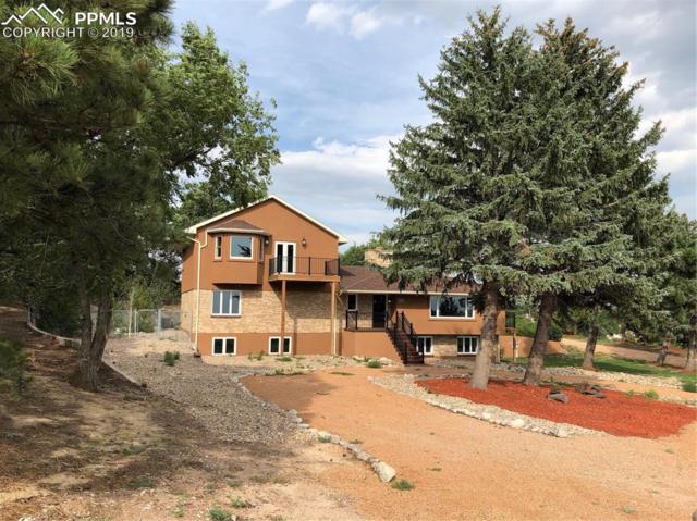 3202 Bella Cima Drive, Colorado Springs, CO 80918 (#7152512) :: The Treasure Davis Team