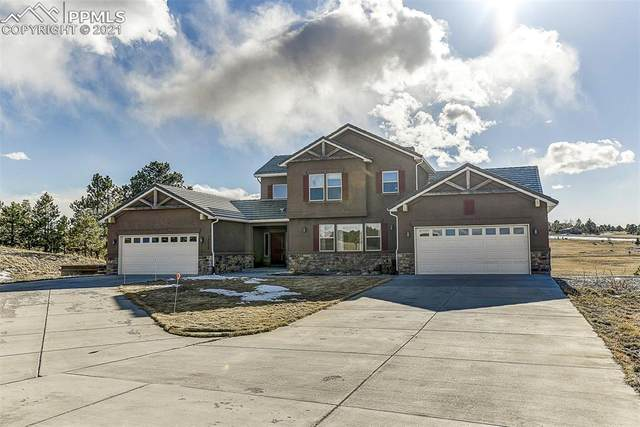 17230 W Cherry Stage Road, Colorado Springs, CO 80921 (#7159331) :: Fisk Team, RE/MAX Properties, Inc.