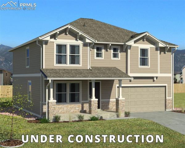 4242 Prairie Agate Drive, Colorado Springs, CO 80938 (#7159945) :: The Kibler Group