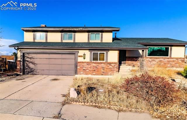 3013 Escapardo Circle, Colorado Springs, CO 80917 (#7160569) :: The Peak Properties Group