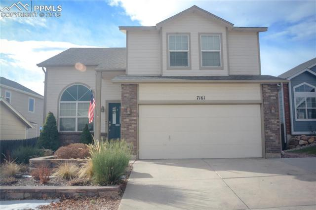 7161 Grand Prairie Drive, Colorado Springs, CO 80923 (#7160707) :: Jason Daniels & Associates at RE/MAX Millennium