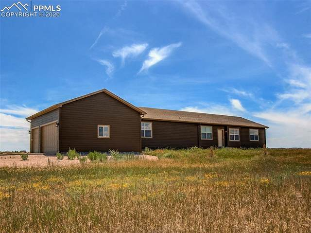 6840 Quail Run Circle, Kiowa, CO 80117 (#7160871) :: Tommy Daly Home Team