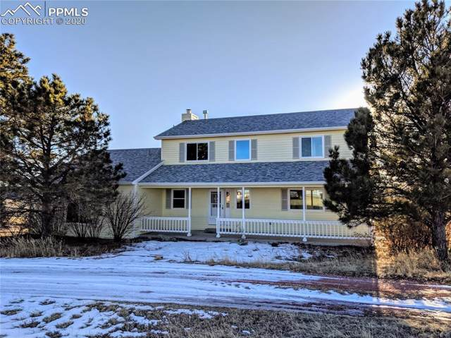 10045 Tercel Drive, Peyton, CO 80831 (#7161689) :: Action Team Realty