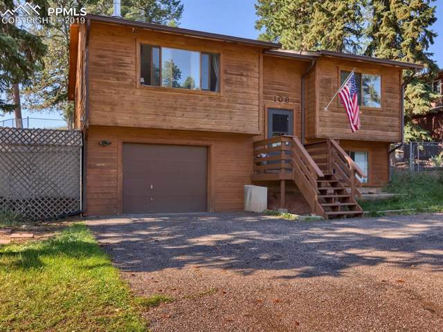 109 E Chester Avenue, Woodland Park, CO 80863 (#7166121) :: 8z Real Estate