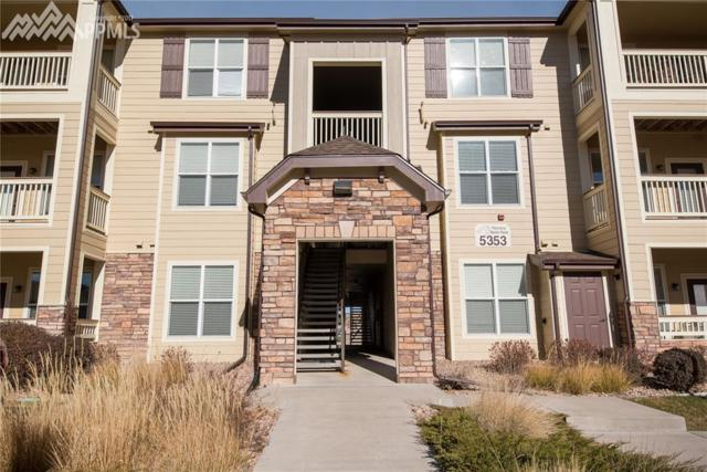 5353 Palomino Ranch Point #302, Colorado Springs, CO 80922 (#7167000) :: Jason Daniels & Associates at RE/MAX Millennium