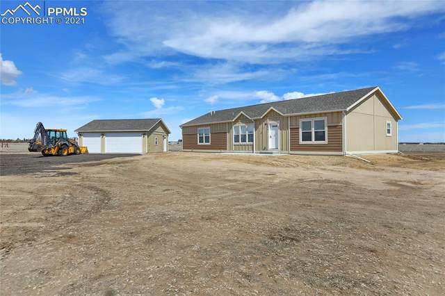 22076 Landrum Place, Calhan, CO 80808 (#7168564) :: Tommy Daly Home Team