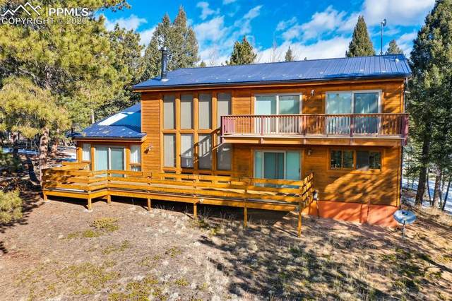 668 University Drive, Woodland Park, CO 80863 (#7169165) :: Colorado Home Finder Realty