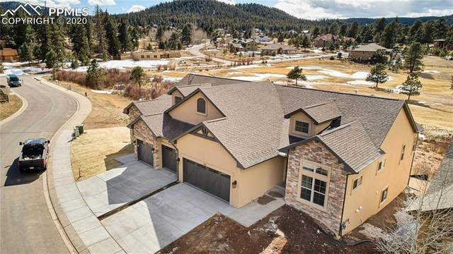 1308 Longs Point #4, Woodland Park, CO 80863 (#7170330) :: The Daniels Team