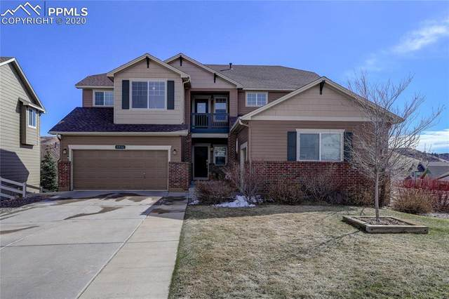 3936 Deer Valley Drive, Castle Rock, CO 80104 (#7172923) :: Action Team Realty