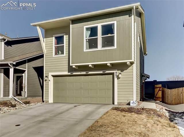 865 Grissom Drive, Colorado Springs, CO 80915 (#7176537) :: CC Signature Group