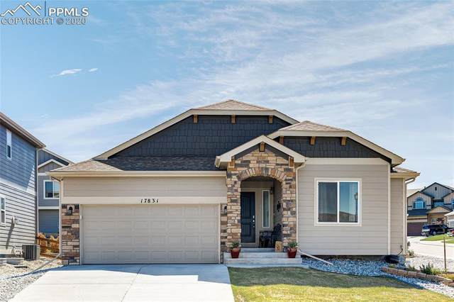 17831 Smelting Rock Drive, Monument, CO 80132 (#7177002) :: The Daniels Team