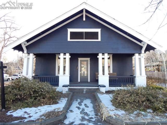 1401 W Colorado Avenue, Colorado Springs, CO 80904 (#7178222) :: The Daniels Team
