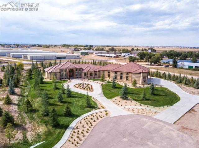 8312 Airpark Heights, Peyton, CO 80831 (#7179224) :: Action Team Realty