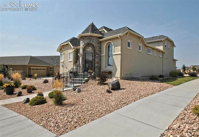 9816 Wolf Lake Drive, Colorado Springs, CO 80924 (#7179530) :: Tommy Daly Home Team