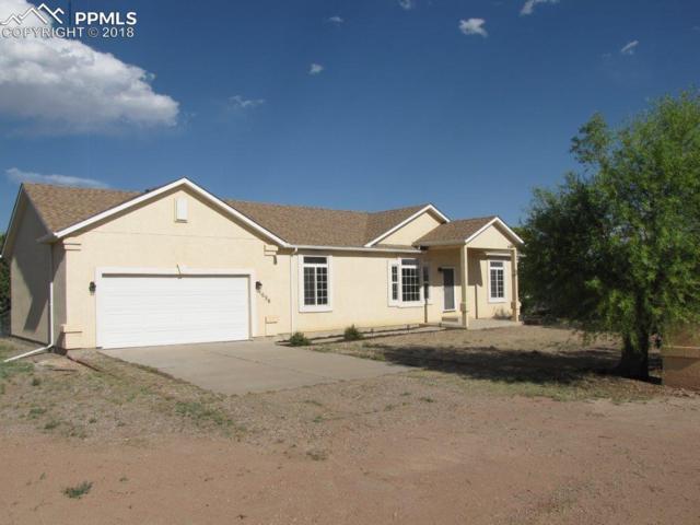 1036 S Los Charros Drive, Pueblo West, CO 81007 (#7180219) :: The Treasure Davis Team