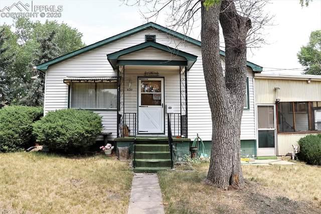 820 W Jackson Street, Colorado Springs, CO 80907 (#7184106) :: Tommy Daly Home Team
