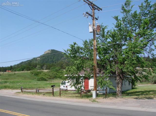 9191 Spruce Mountain Road, Larkspur, CO 80118 (#7189297) :: 8z Real Estate