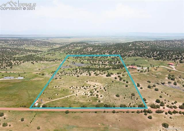 2909 Siloam Road, Beulah, CO 81023 (#7193333) :: Fisk Team, eXp Realty