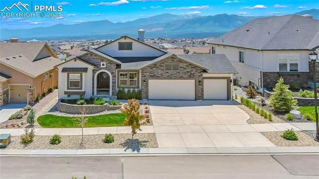 12446 Arrow Creek Drive, Colorado Springs, CO 80921 (#7195792) :: The Treasure Davis Team | eXp Realty
