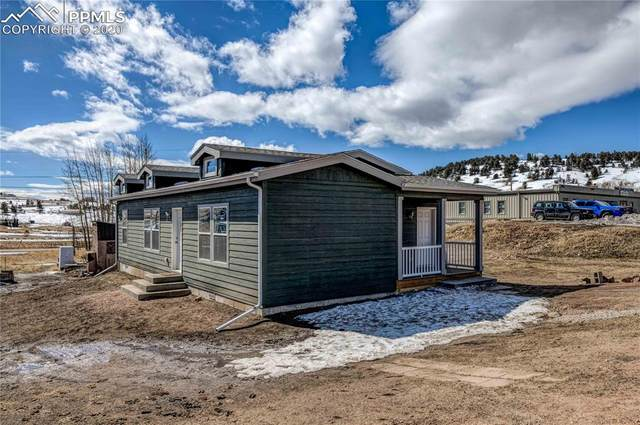330 W Carr Avenue, Cripple Creek, CO 80813 (#7196514) :: The Kibler Group