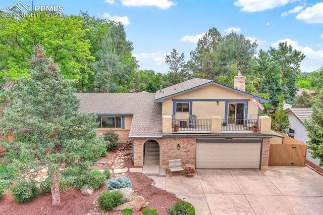 160 Clubridge Place, Colorado Springs, CO 80906 (#7196935) :: Finch & Gable Real Estate Co.