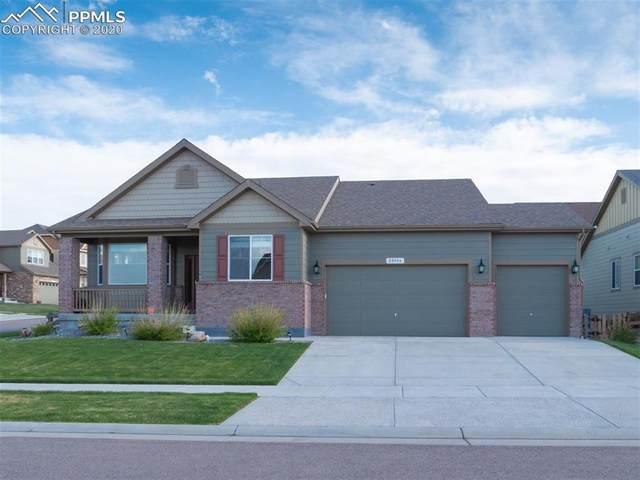 20886 Game Trail, Parker, CO 80138 (#7197757) :: 8z Real Estate