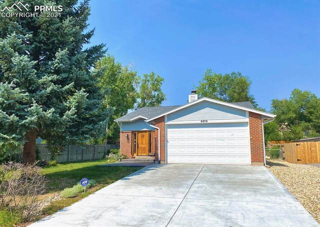 4454 Eastcrest Circle, Colorado Springs, CO 80916 (#7198398) :: Tommy Daly Home Team