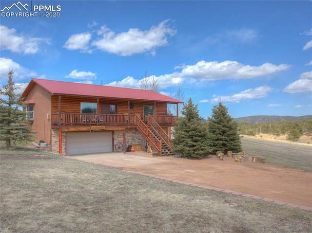 95 Stanford Place, Woodland Park, CO 80863 (#7199664) :: Tommy Daly Home Team