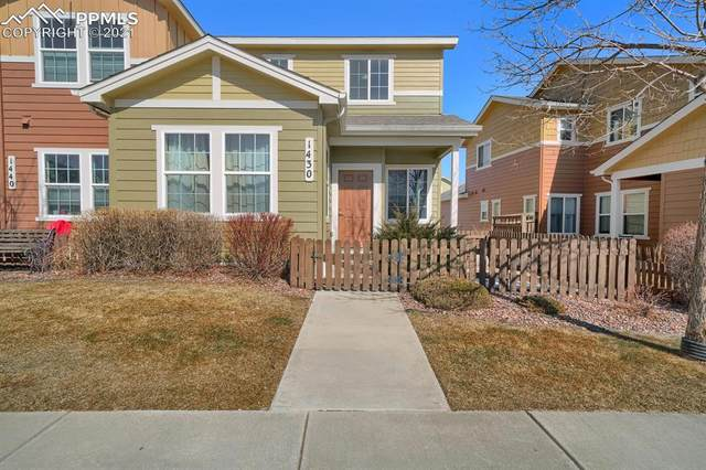 1430 Gold Hill Mesa Drive, Colorado Springs, CO 80905 (#7201001) :: Fisk Team, RE/MAX Properties, Inc.