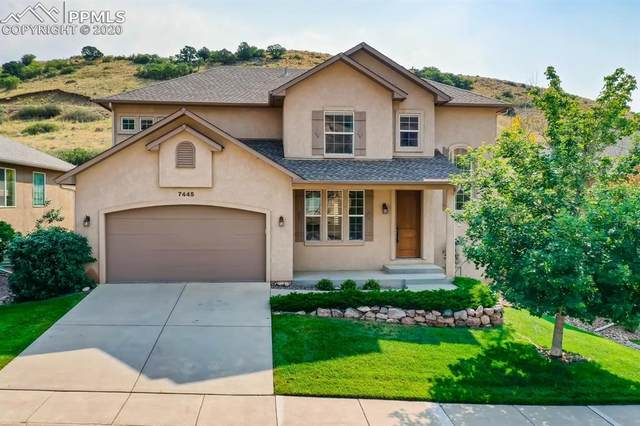 7445 Centennial Glen Drive, Colorado Springs, CO 80919 (#7201983) :: The Daniels Team