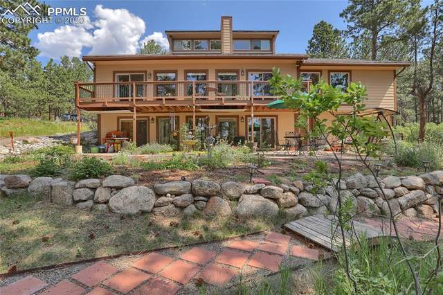 1250 Deer Creek Circle, Monument, CO 80132 (#7202591) :: The Treasure Davis Team