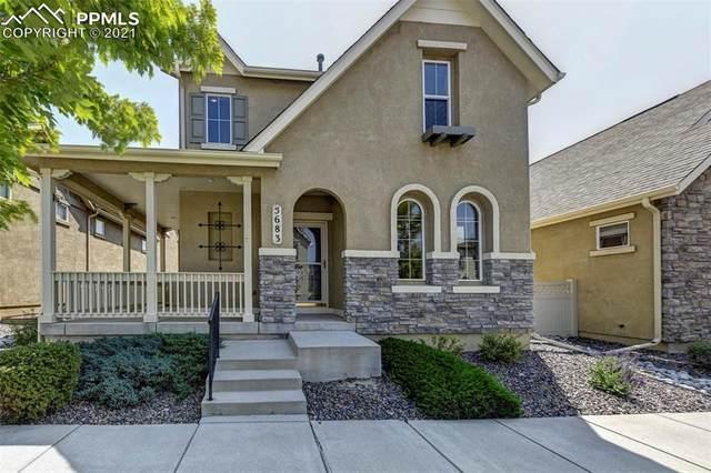 5683 Flicka Drive, Colorado Springs, CO 80924 (#7206972) :: Tommy Daly Home Team