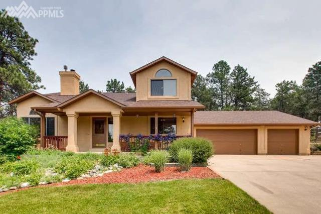 18137 Flowered Meadow Lane, Monument, CO 80132 (#7207872) :: 8z Real Estate
