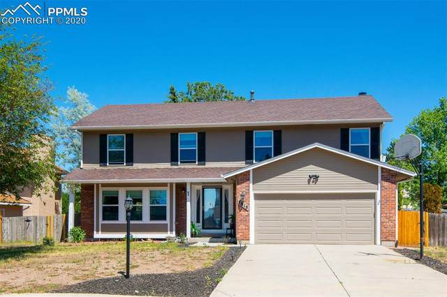 7815 Montane Drive, Colorado Springs, CO 80920 (#7208027) :: 8z Real Estate