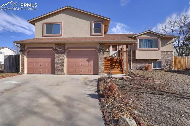 673 Widick Street, Colorado Springs, CO 80911 (#7210007) :: The Peak Properties Group