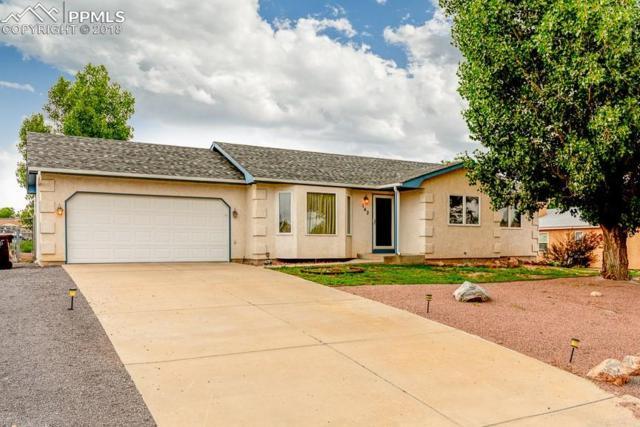 142 S Golfwood Drive, Pueblo West, CO 81007 (#7210892) :: The Treasure Davis Team