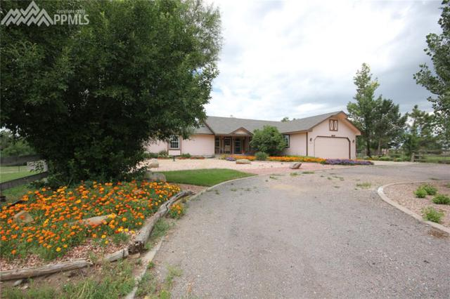 14820 Old Pueblo Road, Fountain, CO 80817 (#7213613) :: Fisk Team, RE/MAX Properties, Inc.
