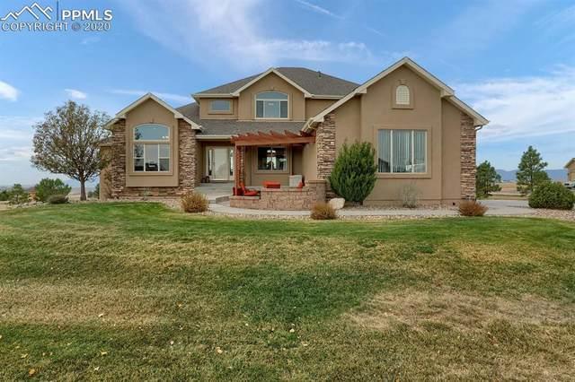 9805 Eaglet Way, Colorado Springs, CO 80908 (#7215093) :: Action Team Realty