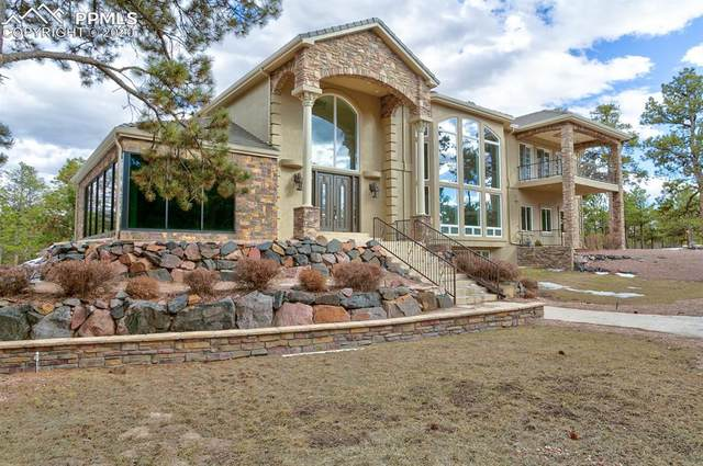 16204 Pole Pine Point, Colorado Springs, CO 80908 (#7216414) :: Action Team Realty
