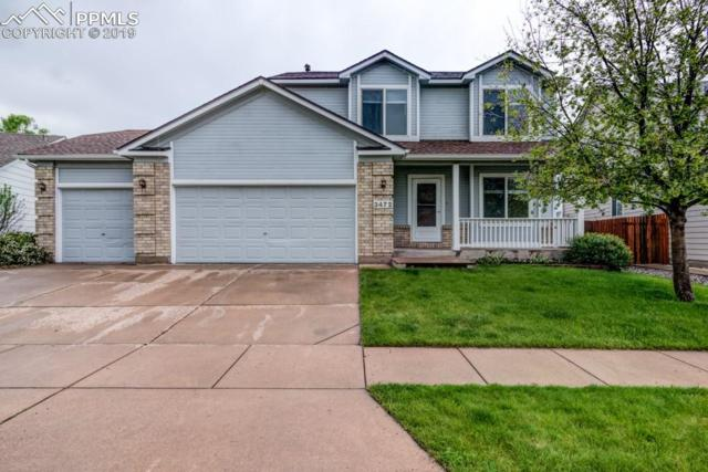 3472 Bexley Drive, Colorado Springs, CO 80922 (#7218022) :: Tommy Daly Home Team
