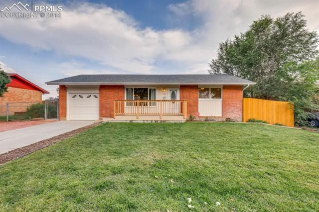 137 Ely Street, Colorado Springs, CO 80911 (#7220898) :: Action Team Realty