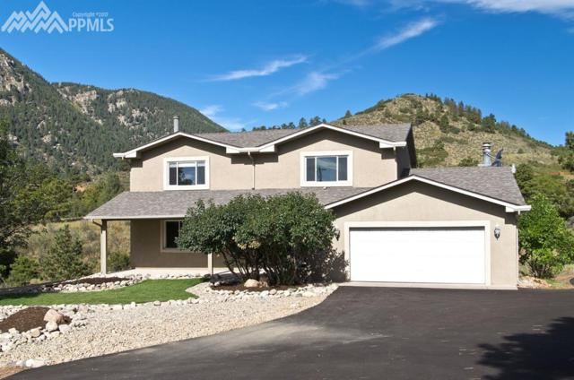 9625 W Highway 24 Highway, Green Mountain Falls, CO 80819 (#7224742) :: The Treasure Davis Team