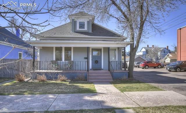 219 E San Miguel Street, Colorado Springs, CO 80903 (#7226229) :: Re/Max Structure