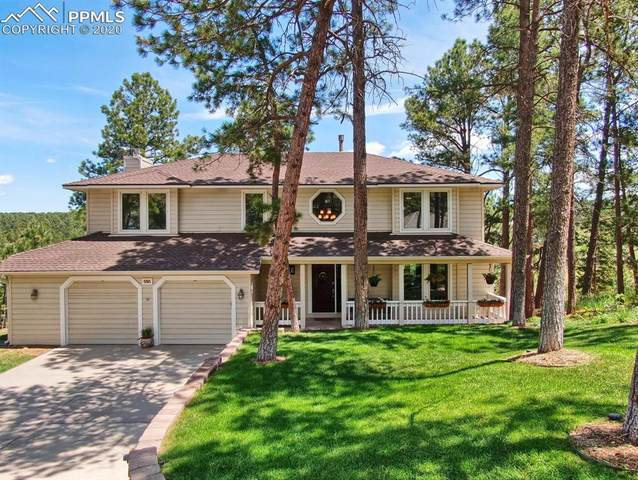 362 Winding Meadow Way, Monument, CO 80132 (#7226355) :: CC Signature Group