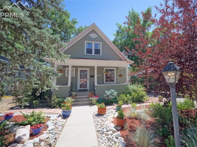 835 E Boulder Street, Colorado Springs, CO 80903 (#7226734) :: The Peak Properties Group